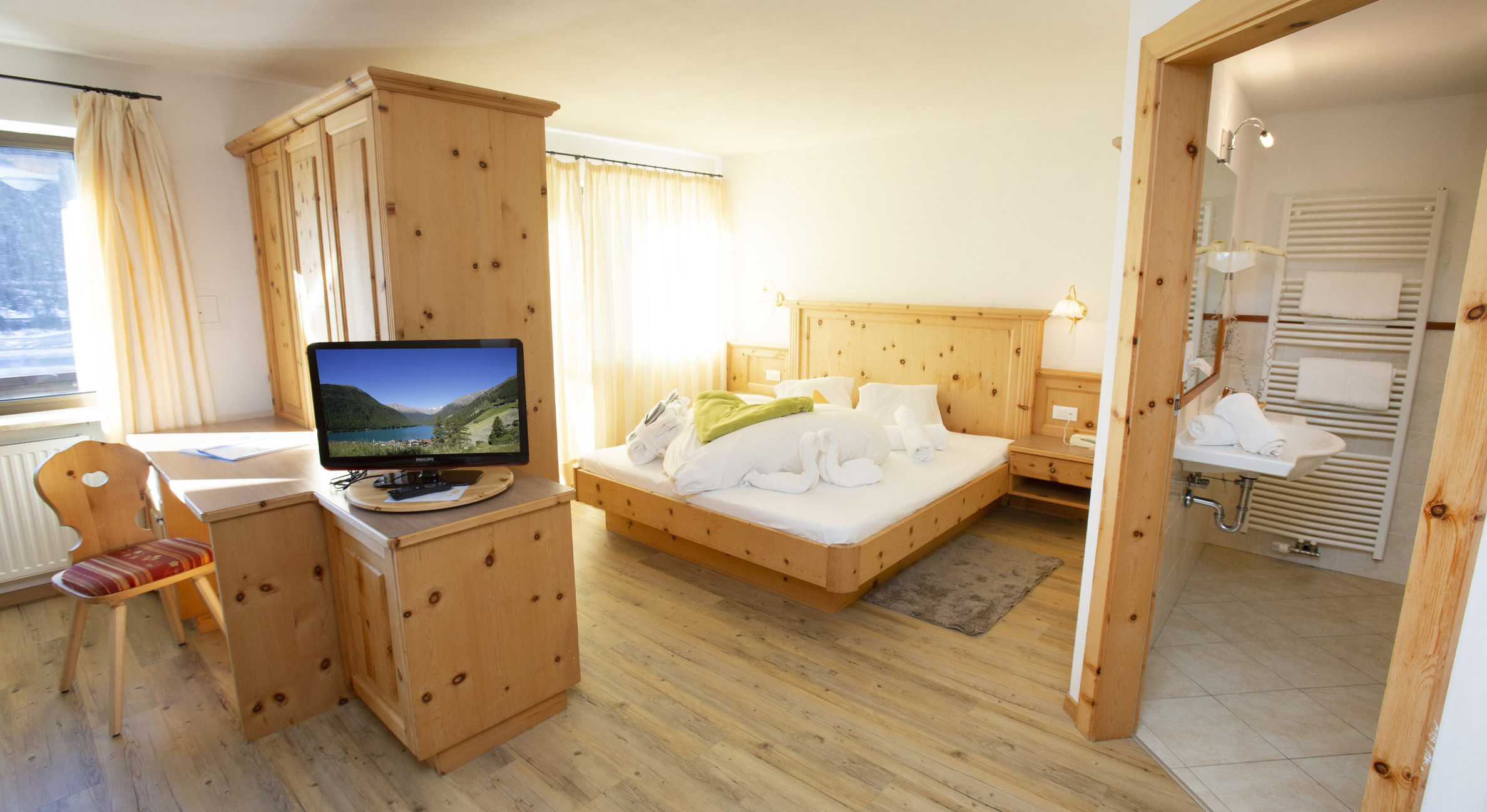 Camere e Suite Mountain Lake Hotel Vernagt
